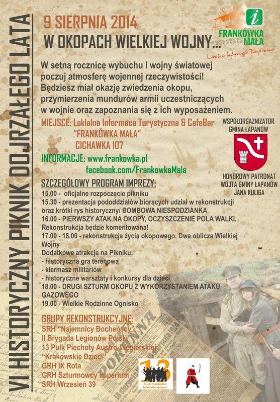 VI Historyczny Piknik Dojrzałego Lata 2014-001