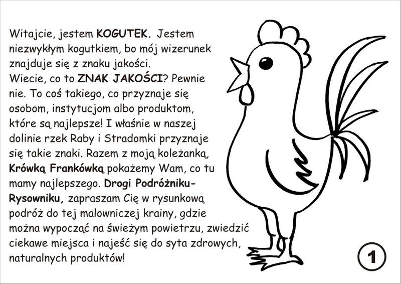 1. Powitanie Kogutka