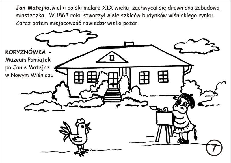 8. Koryznówka - kolorowanka
