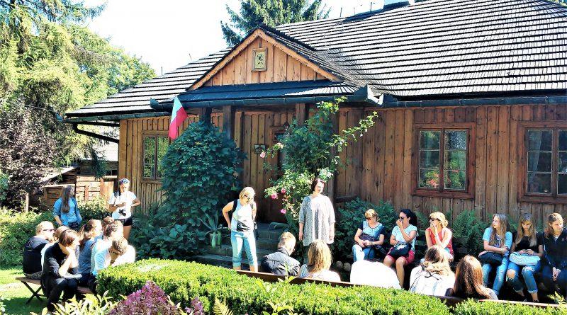 Koryznówka - Muzeum Paniątek po Janie Matejce w Nowym Wiśniczu